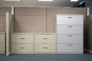 Stacking storage units